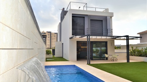 New house in the city of Alicante, located in the heart of San Juan Beach-747